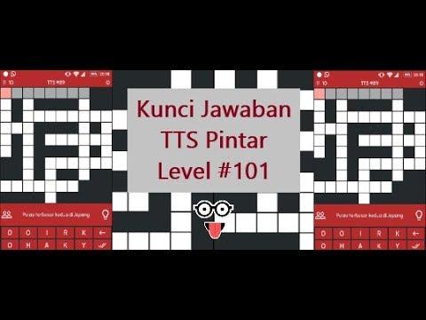 50 Kunci Jawaban Tts 101 Background Ops Sekolah Kita