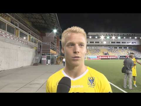 STVV TV: Interview Lauri Della Valle na STVV-Wezet