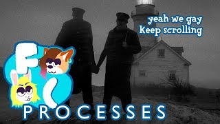 Processing THE LIGHTHOUSE (2019) | FILM CRITTERS PROCESSES