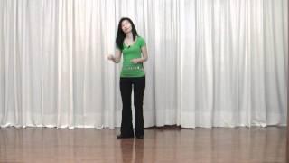 Pocketful of Sunshine - Line Dance (Dance & Teach in English & 中文)