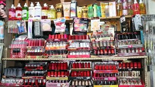 Cosmetic Product | Cheapest Cosmetic Wholesale Market | Sadar Bazar Wholesale Market |