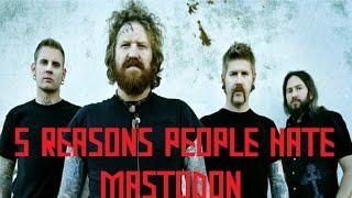 5 Reasons People Hate MASTODON