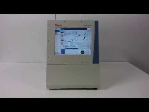 Thermo Scientific EASY-nLC II Nano-Flow UHPLC LC110 Pred. to 1200 - 12085
