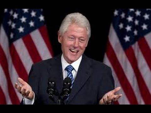 Bill Clinton in Buffalo