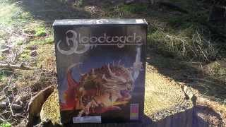 Bloodwych Unboxing (PC) ENGLISH