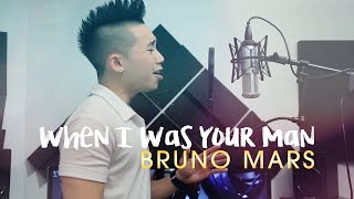 When I Was Your Man - Bruno Mars [Tony Tran cover]