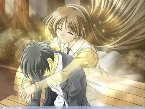 Anime couple can 39 t help falling in love with you youtube - Anime couple pictures ...