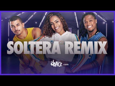 Soltera Remix – Lunay X Daddy Yankee X Bad Bunny | FitDance Life (Coreografía Oficial)