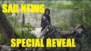 The Walking Dead Season 9 - Episode 7 SAD NEWS REVEALED