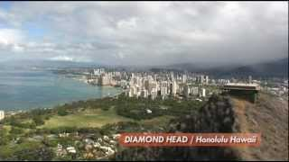 DIAMOND HEAD / Honolulu Hawaii