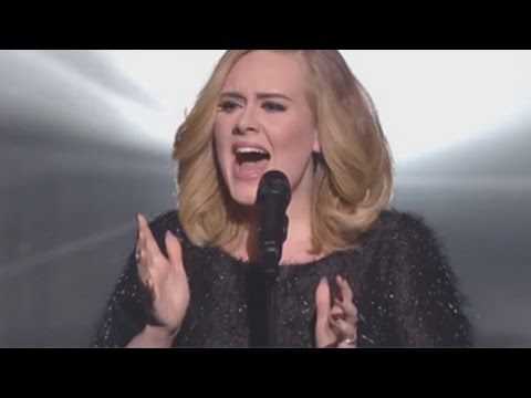 Adele's Performs