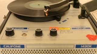 Ionisation (Edgar Varese) On Columbia Columbia -- 4095-M 78 RPM Shellac Green Label