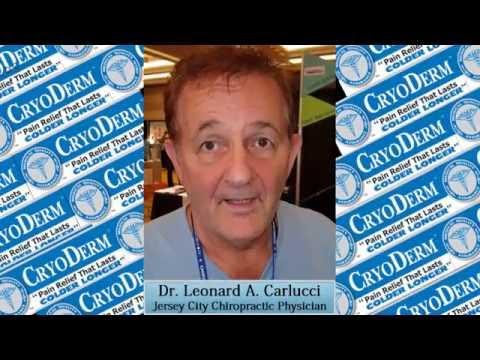 Dr  Leonard A  Carlucci, D C  on CRYODERM