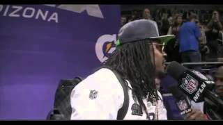 Repeat youtube video Best of Marshawn Lynch Interviews Compilation