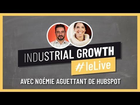 Comment démarrer sa stratégie inbound marketing dans l'industrie, avec Noémie Aguettant