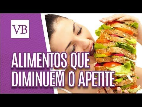 Alimentos que diminuem o apetite - Você Bonita (25/07/18)