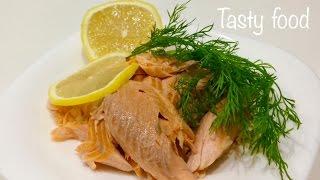 Рыба Запеченная в Соли. Очень простой и вкусный рецепт!