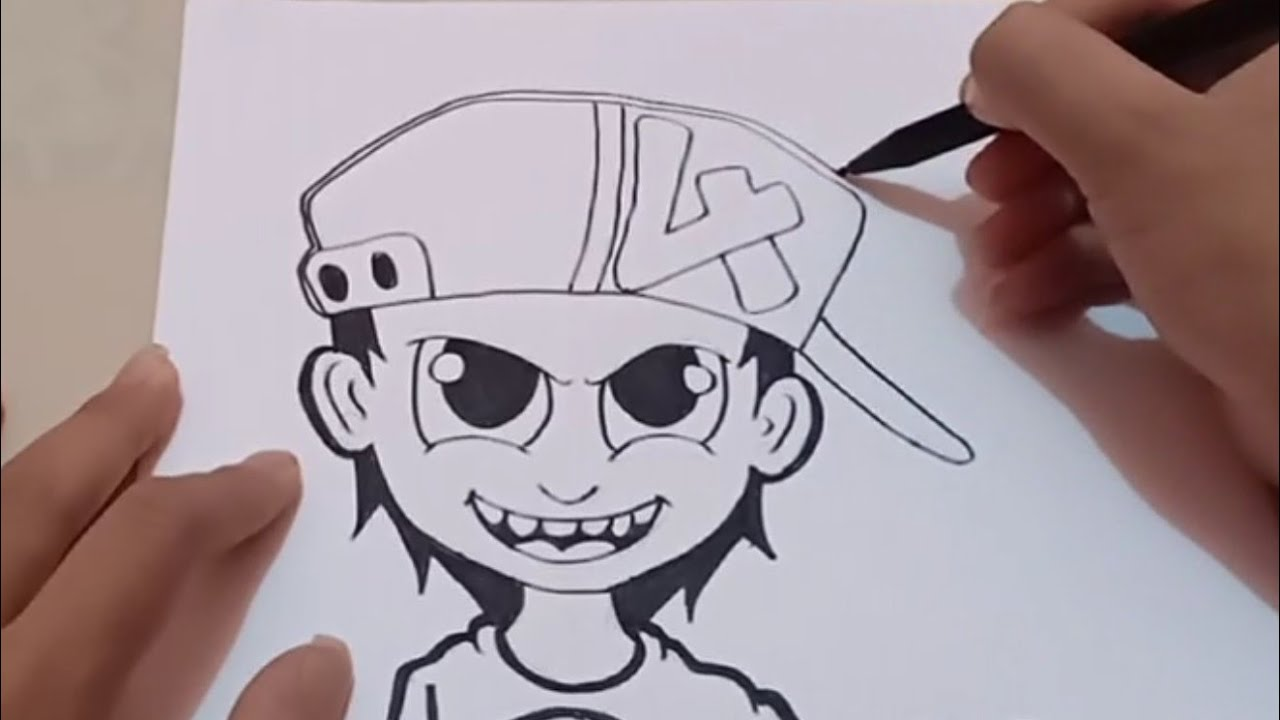 Koleksi 910  Gambar Animasi Kartun Grafiti HD Free Downloads