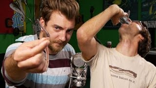 Rhett and Link Eat Insects