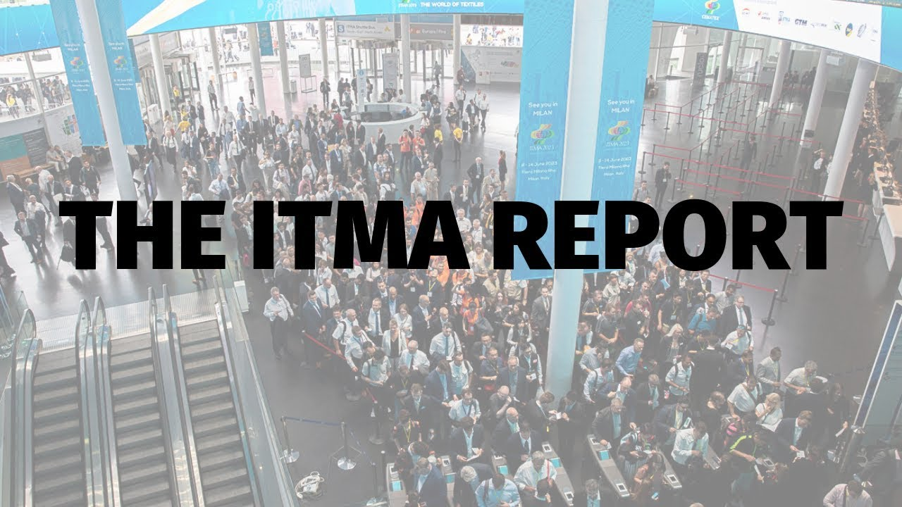 What happened at ITMA 2019 in Barcelona?