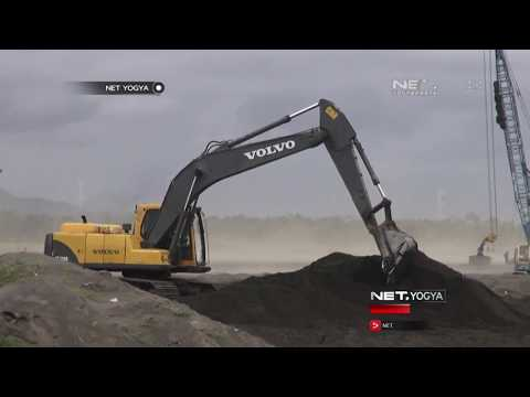 Pembangunan Runway NYIA Sepanjang 3200 Meter - NET YOGYA thumbnail