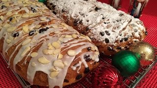 Christmas Stollen Recipe -  A German Holiday Favorite! - Episode #84