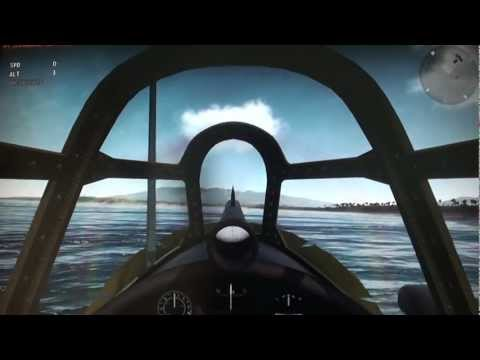 War Thunder    OS2U Kingfisher