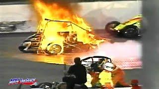 1996 THUNDER - rear view mirror