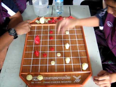 Crazy Thai Chess
