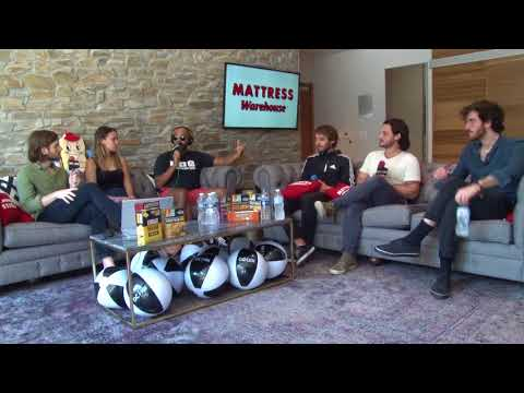 Kerfuffle - Mt. Joy Backstage Interview at Kerfuffle 2018 (VIDEO)