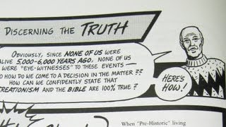 Creationist Comic - Discerning the Truth!
