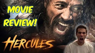"""Hercules--Starring """"the Rock""""--Movie Review!! (2014)"""