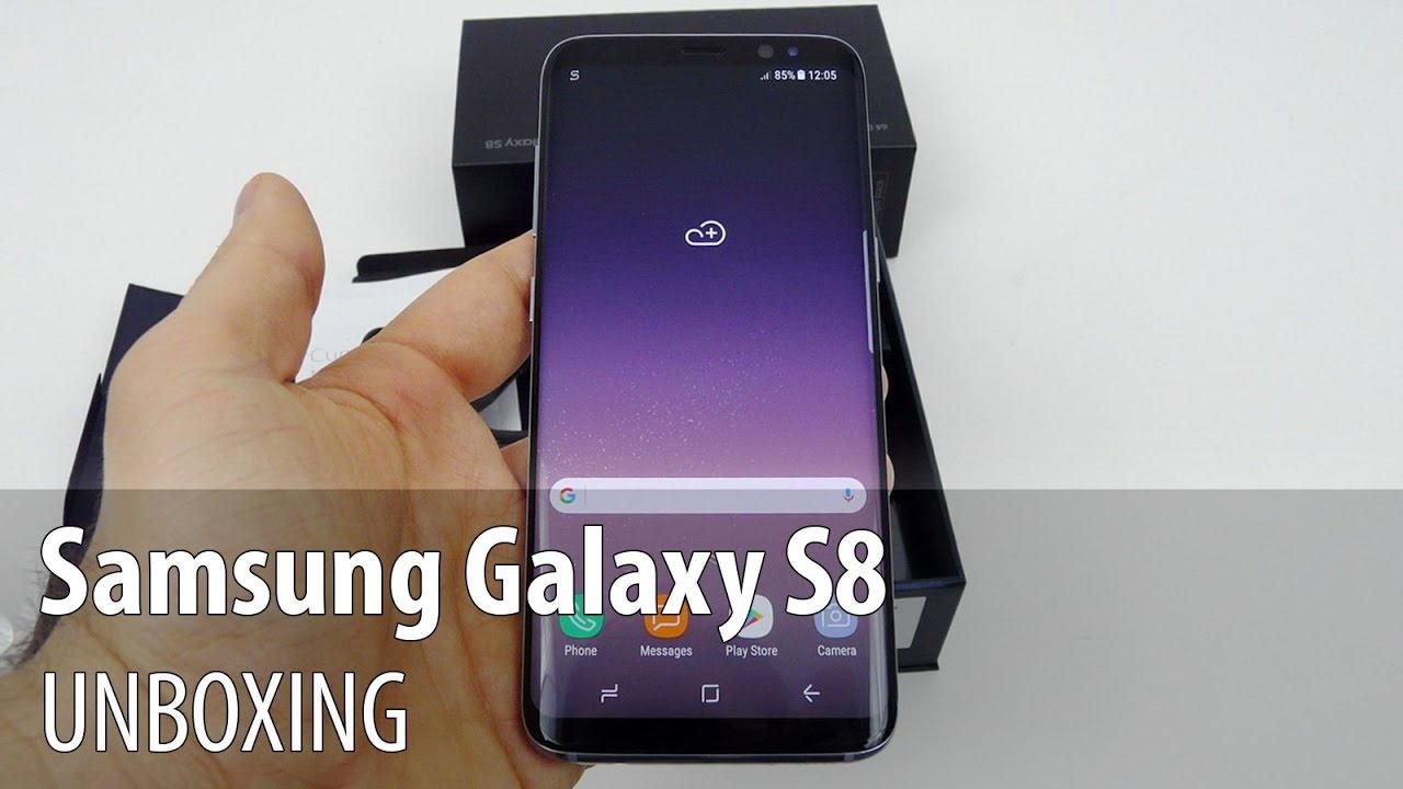 Samsung s8 casus yazilim