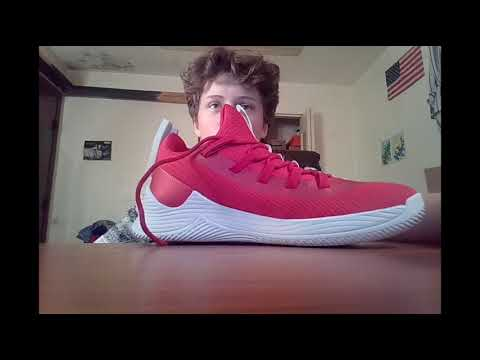 Unboxing my new jordan ultra fly 2 lows