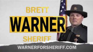 Warner for Sheriff - Election Video Series - Introduction