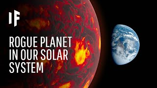 What If a Rogue Planet Entered Our Solar System