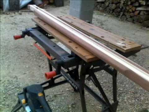 Chasse sous marine arbal te en bois highway to hell youtube - Fabrication banquette sur mesure ...