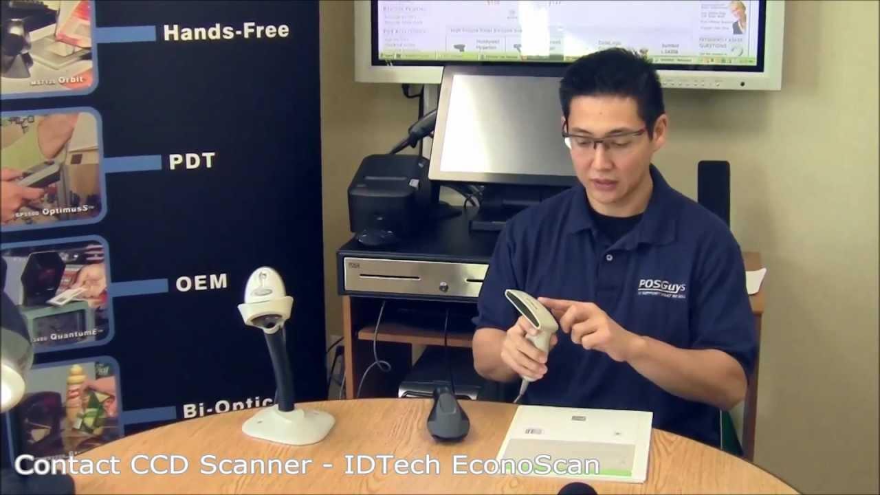 Barcode Scanner Basics - A Quick Lesson On Barcode Scanner Basics