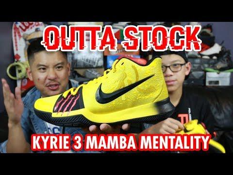 b38c62ba4b32b4 Outta Stock - Kyrie 3 x Kobe x Bruce Lee + Kyrie 4 Leaks - YouTube