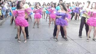 Aldama Tamaulipas, comparsa abril 2011 secundaria general 1.MPG