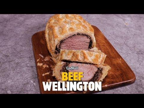 Resep Beef Wellington Youtube