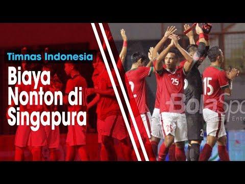 Biaya yang Harus Dikeluarkan Jika Ingin Lihat Timnas Indonesia Berlaga  Piala Aff 2018 di Singapura Mp3