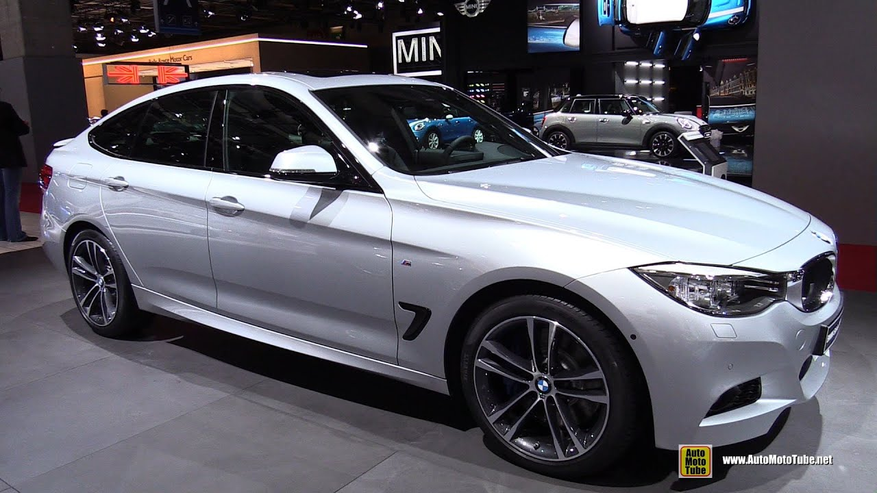 2015 bmw 330d xdrive gran turismo m sport exterior. Black Bedroom Furniture Sets. Home Design Ideas
