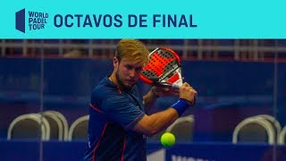 Resumen Octavos de Final (primer turno) Sao Paulo Open | World Padel Tour