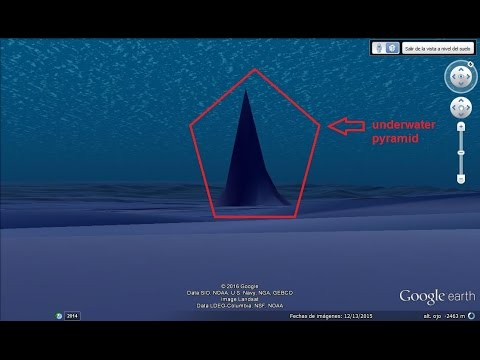 """Discover two towers """"sisters"""" on the ocean floor off the coast of New York"""