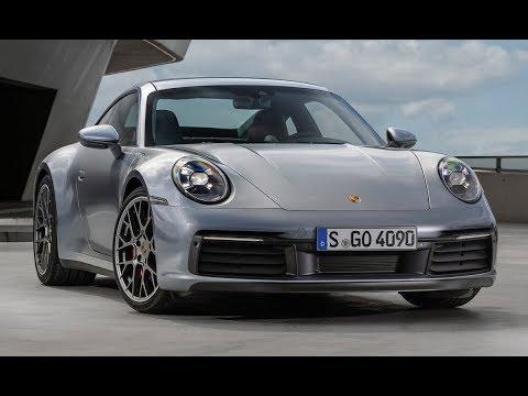New Porsche 911 (992) In Action