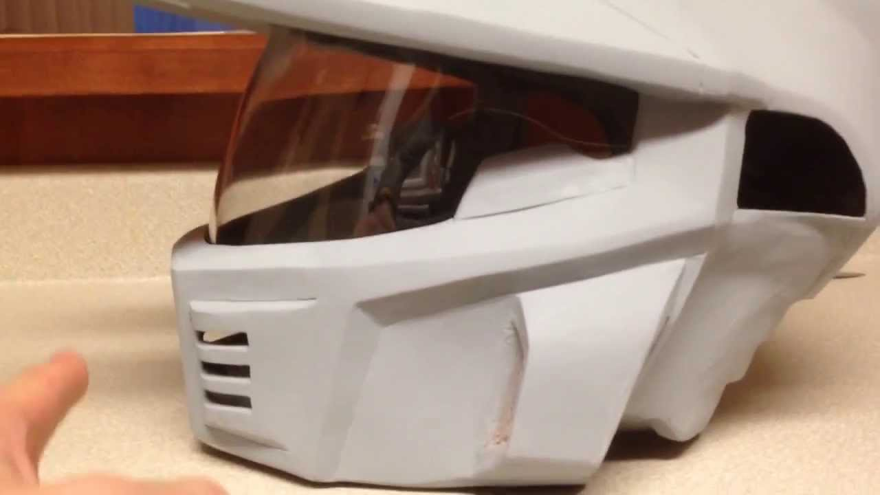 Real Halo 4 Mark V Helmet (Update 3)