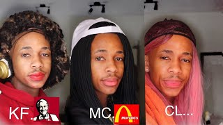 South African Drive - Thru's (The Difference Between K.F.C vs MacD vs Chicken Lick... - Lasizwe Dambuza