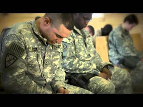 U.S. Army Chaplains Corps
