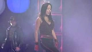 Uhm Jung Hwa 엄정화 - Teum 틈 Live on Show King Mnet.